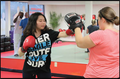 muay thai classes bayview