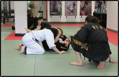 teen jiu-jitus classes toronto