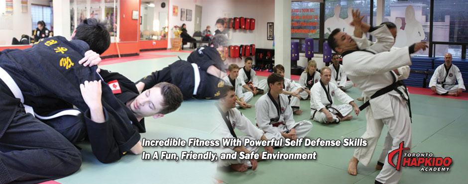 martial arts north york