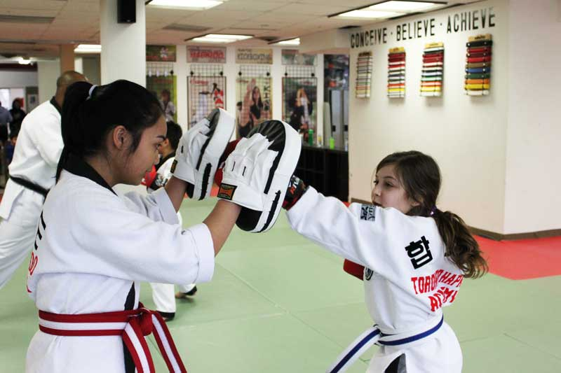 north york martial arts schools