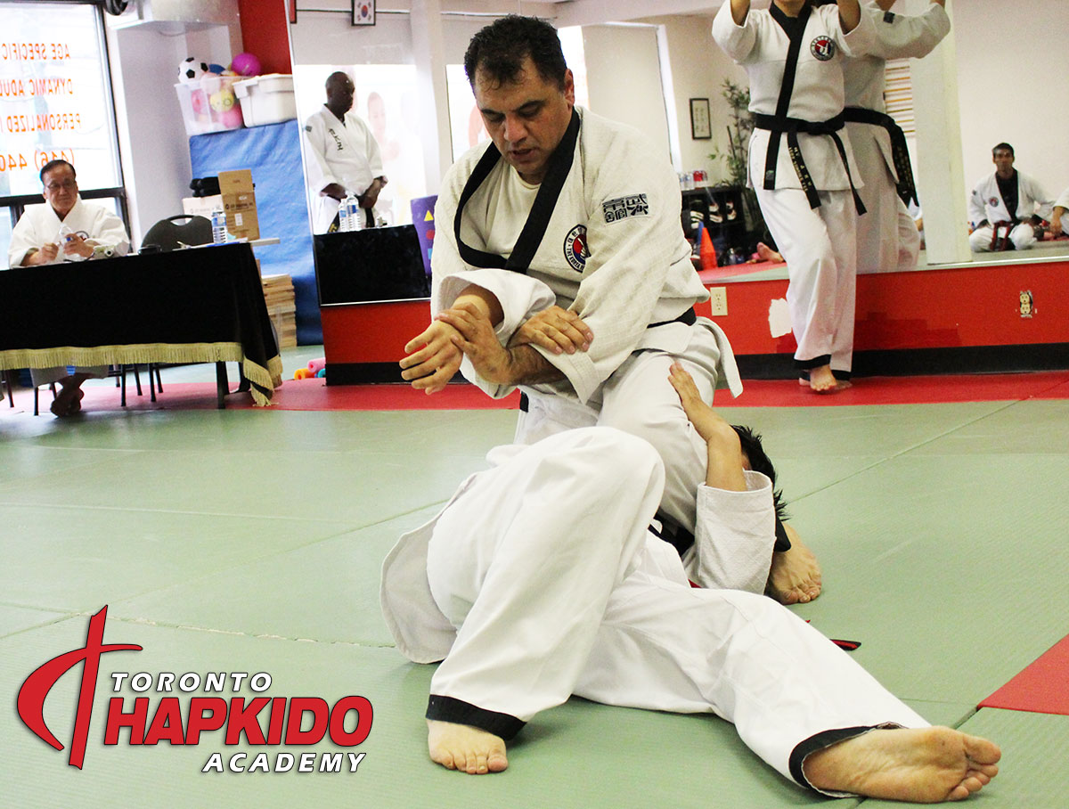 martial arts training toronto