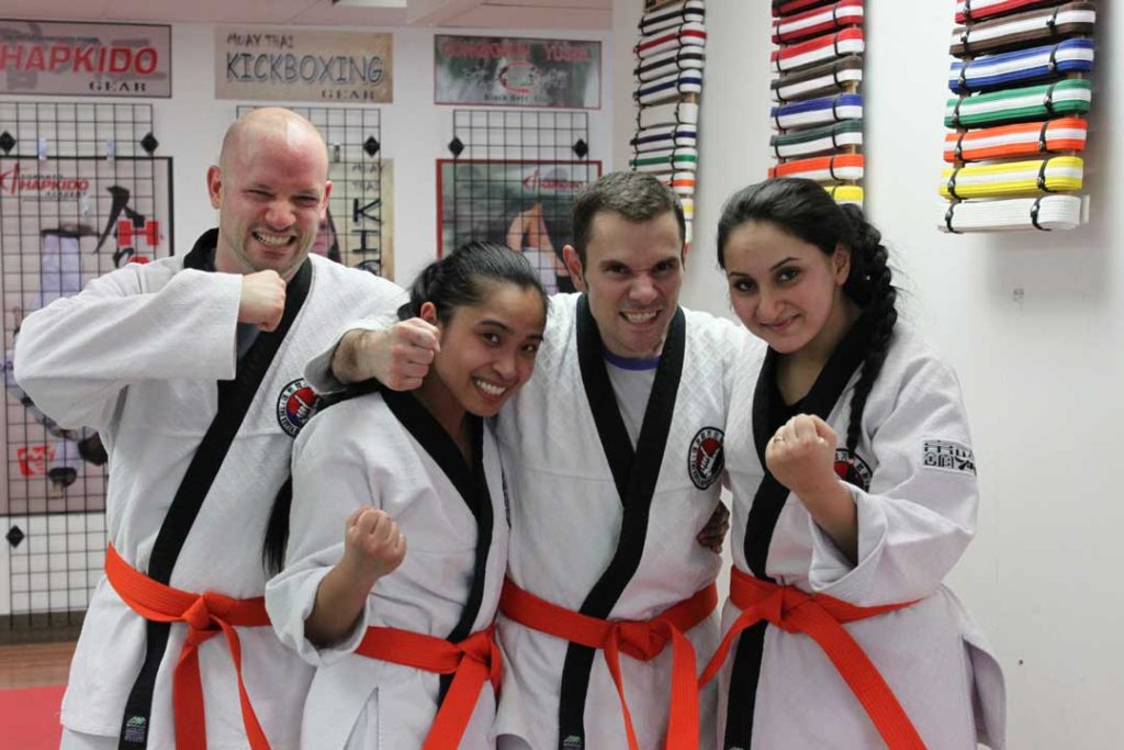 martial arts school north york